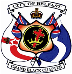 City of Belfast Grand Black Chapter